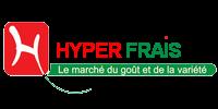 Logo hyper frais